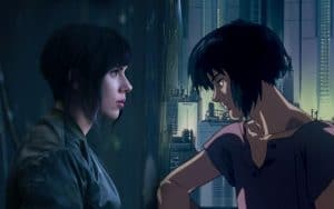 scarlett johansson ghost in the shell controversy